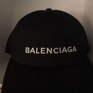 Women's Balenciaga Cap